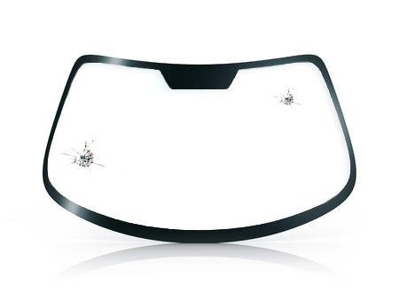 Stenslag bilglas reparation priser og booking