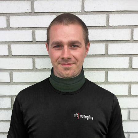 Jesper - Autoglas team medlem